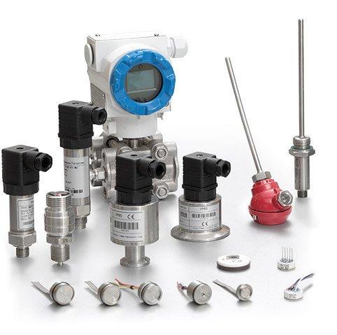 pressure sensors and transmitters